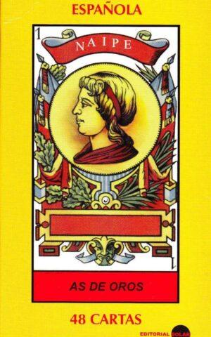 CARTAS DE LA BARAJA ESPAÑOLA (incluye manual)