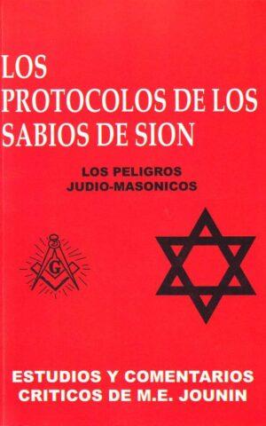 LOS PROTOCOLOS DE LOS SABIOS DEL SION
