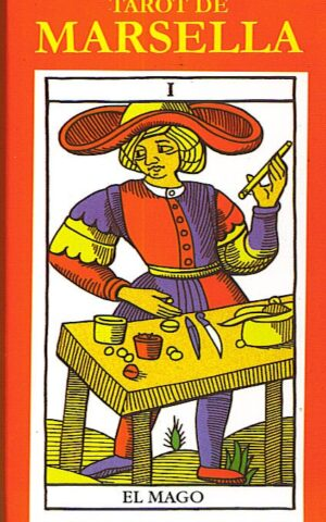 TAROT DE MARSELLA (Libro y Cartas)