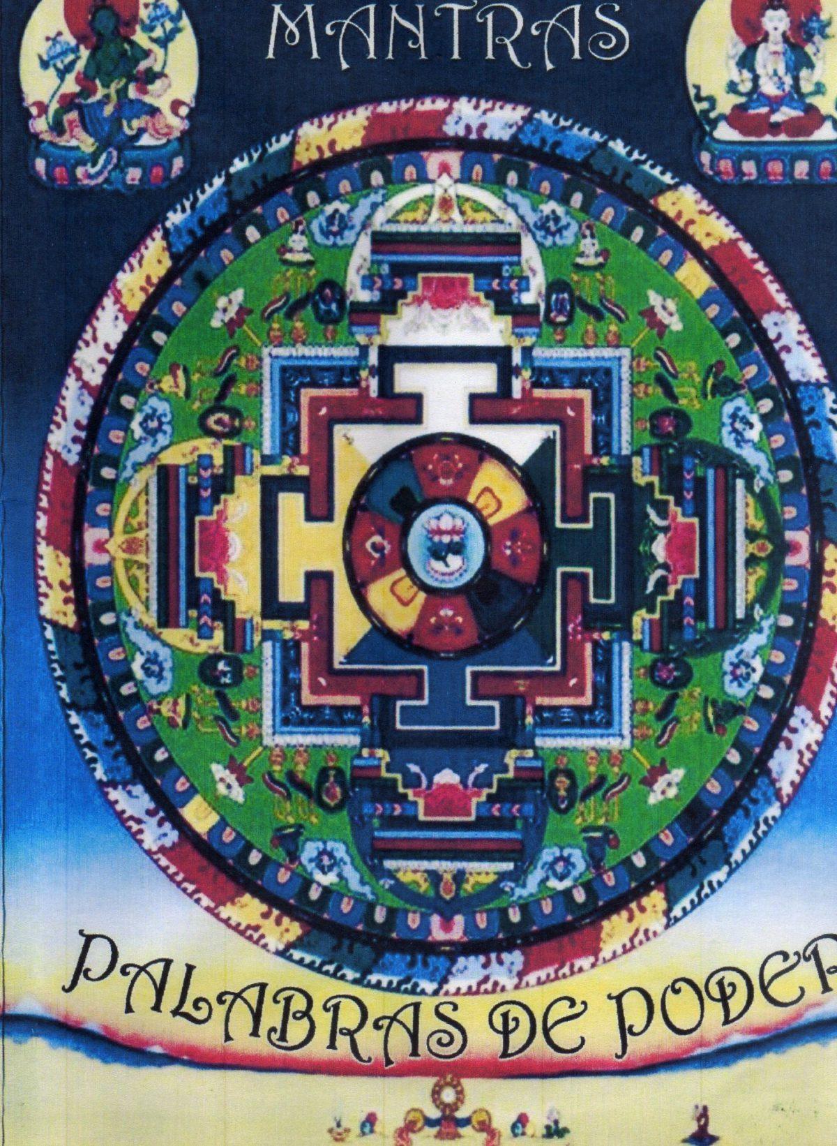 MANTRANS PALABRAS DE PODER CD