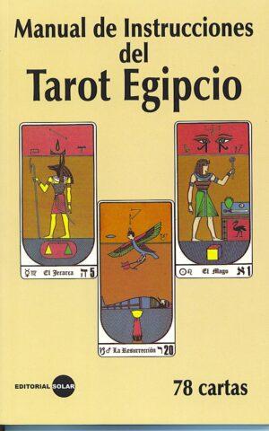 TAROT EGIPCIO(LIBRO Y CARTAS)